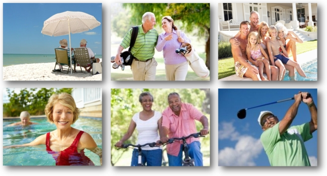 active adult community florida